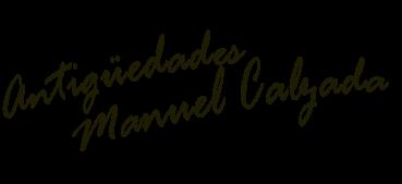Antigüedades Manuel Calzada
